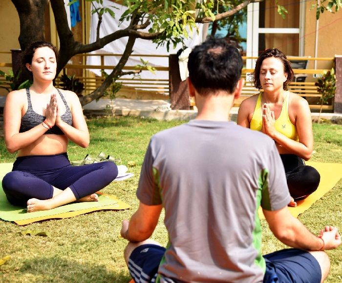 500 hour Yoga TTC Gallery