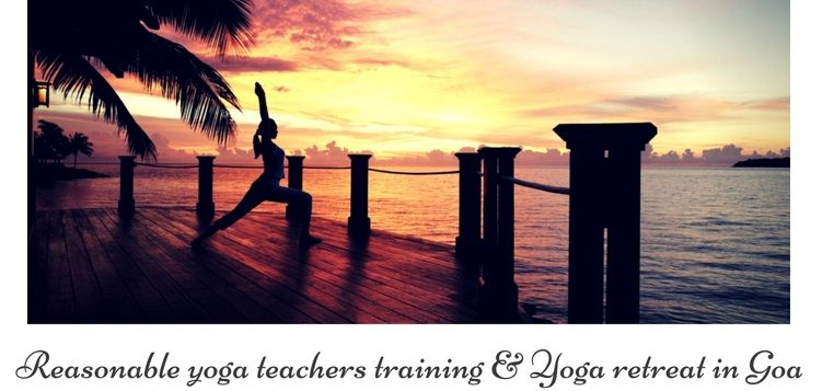 Reasonable yoga teachers training in Goa & Yoga retreat in Goa