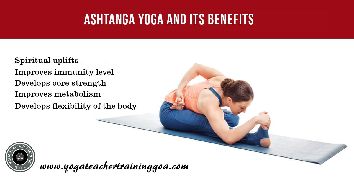 Ashtanga Yoga and Its Benefits