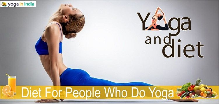 Diet for people who do yoga