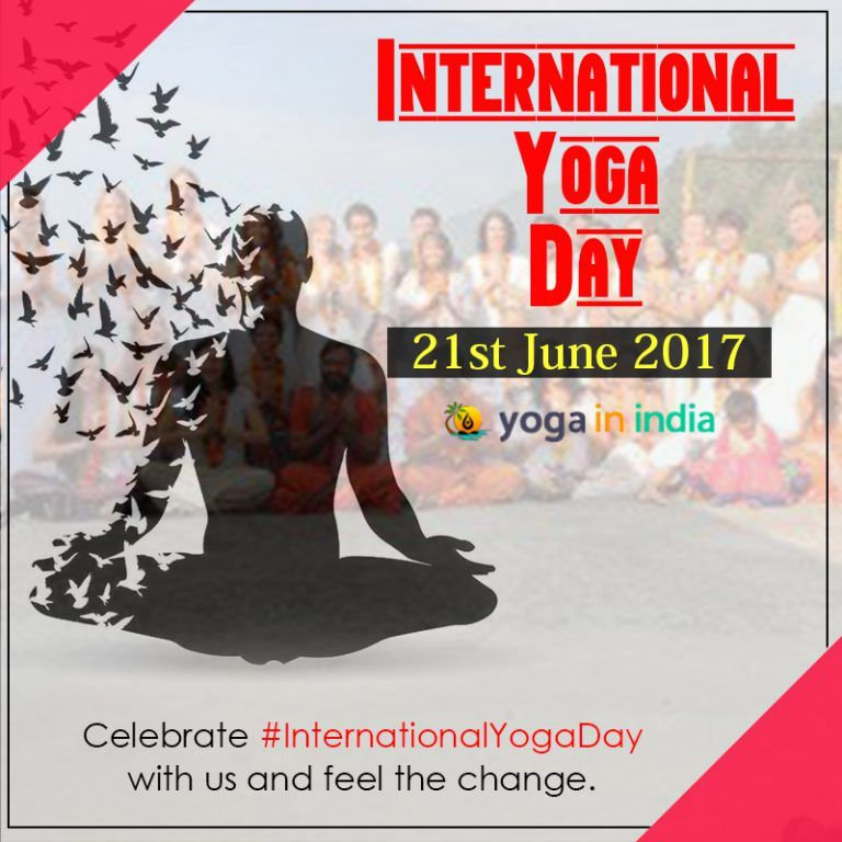 Celebration of International Yoga Festival 2017 in India