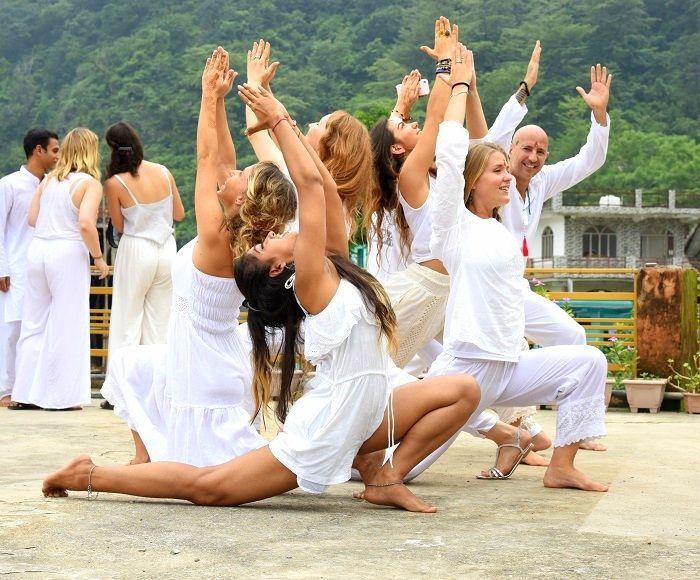 Vinyasa Yoga Gallery