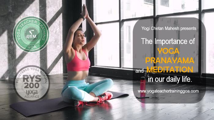 Importance of Yoga