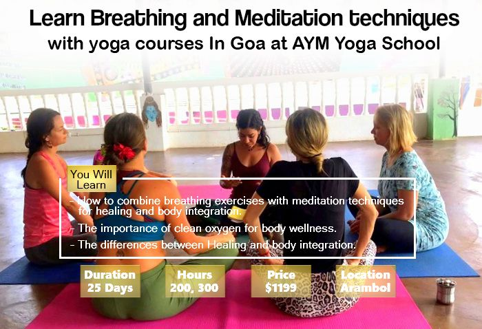 Learn Breathing in Goa