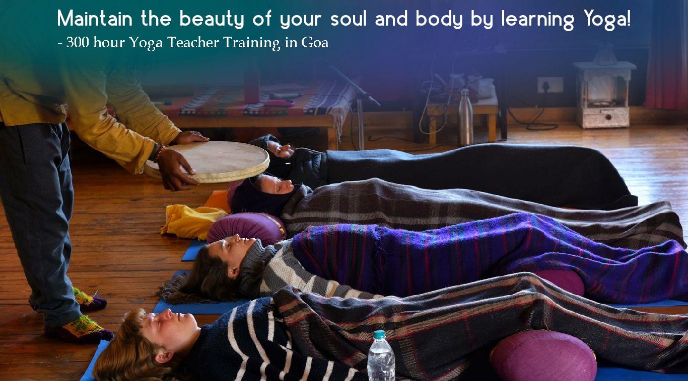 300 hour Yoga Teacher Training in Goa